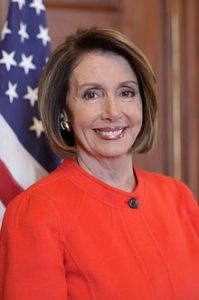 Nancy Patricia D'Alesandro Pelosi is the Minority Leader of the United States House of Representatives and served as the 60th Speaker of the United States House of Representatives from 2007 to 2011.