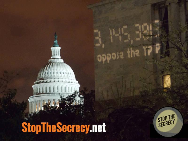 StopTheSecrecy.net