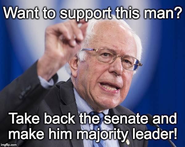 Bern as senate leader