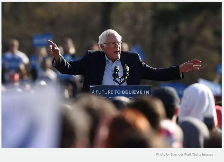 Bernie future