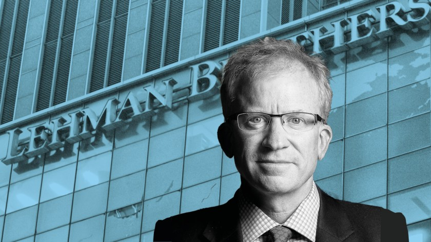 Lehman insider Scott Freidheim