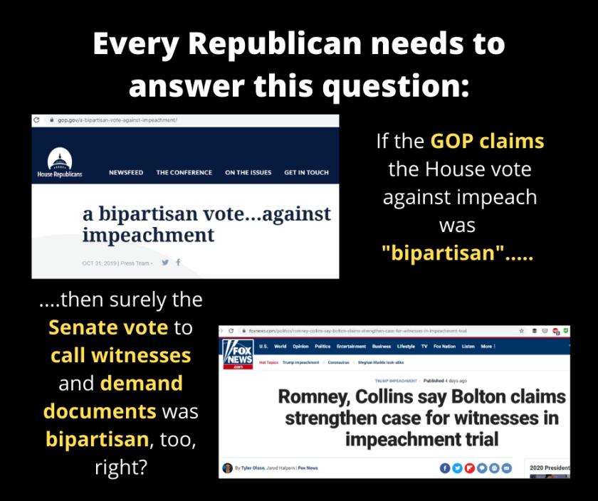 Republican hypocrisy
